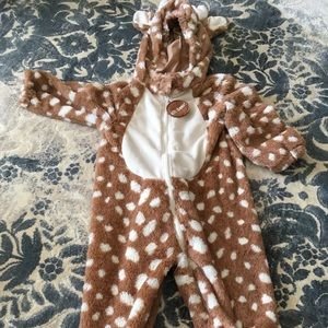 Oh deer costume